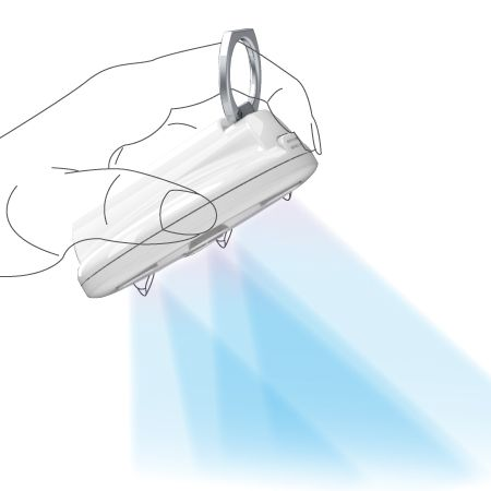Powerful UVC LED