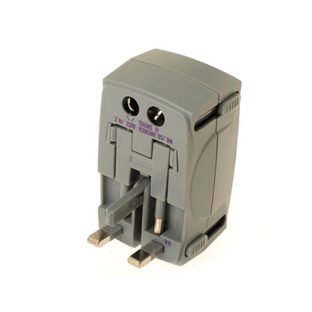 Multi-Nation Travel Adapter (UK Plug)