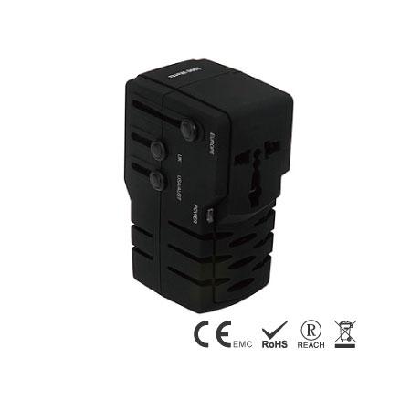 50W Power Travel Converter with universal plugs - Travel Converter