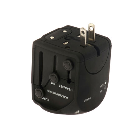 Universal Adapter Charger (US Plug)