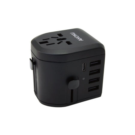 Type C Universal Travel Charger-Right Side