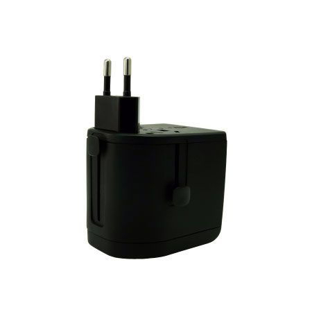 Type C Universal Travel Adapte r- EU Plug