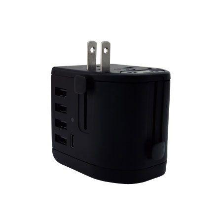 Type C Universal Travel Adapter - USA Plug