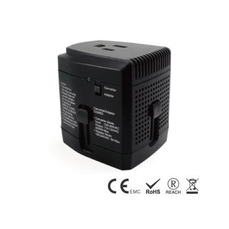 Step Down 220V to 110V Travel Converter and Adaptor - Travel Converter and Adapter