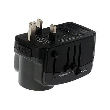 Multi-Nation Travel Adapter (UK Plug)