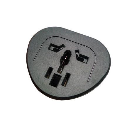 Grounded Socket (Grounded Plug)