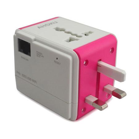 Travel WiFi Adapter - UK Plug