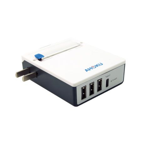 Slim Type C Travel Charger - USA Plug