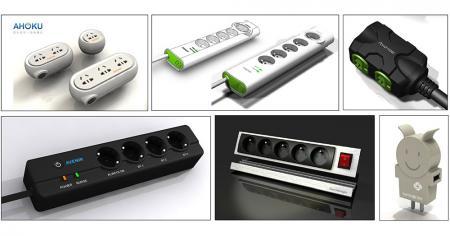 Портфолио Винса (Функциональный дизайн для устройств защиты от перенапряжения).