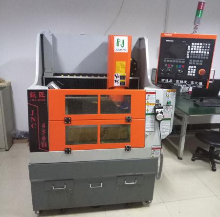 To have CNC mock-up sample for testing and verification before mold making.
