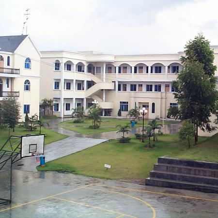 Общежитие для сотрудников, приехавших из внутренних провинций Китая
