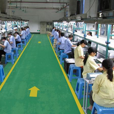 Finished products assembling Line