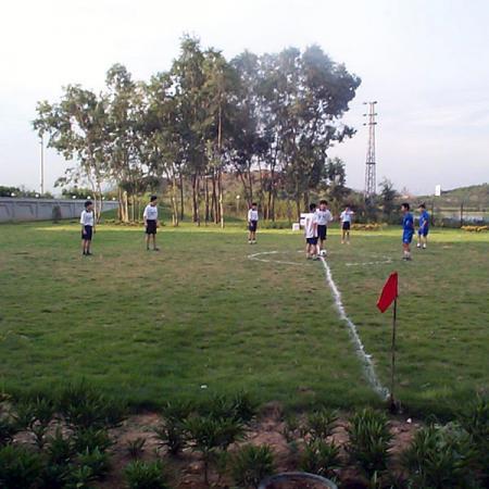 Ежегодный футбольный матч