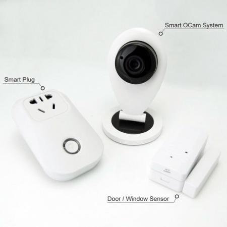 خانه هوشمند و امنیت - کیت های خانه هوشمند نسخه DIY