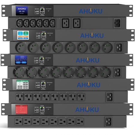 Умный PDU - PDU центра обработки данных