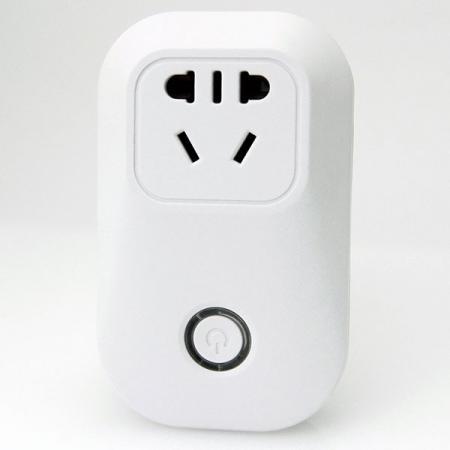 智慧居家照顧 - Wi-Fi智慧插頭定時開關