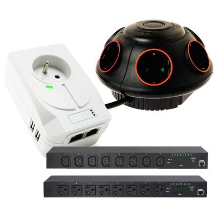 智能管理电源插座系统