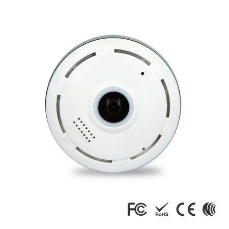 360 degree Panoramic Wireless IP Camera - 960P Wide-angle fish eye interior monitor WiFi IP Camera