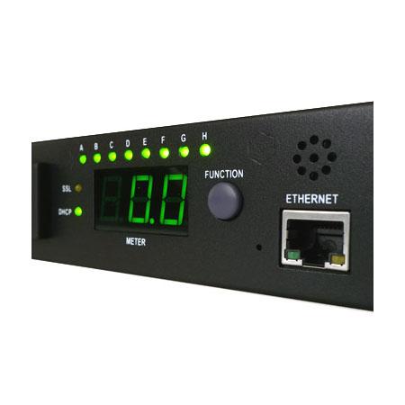 Intelligent PDU with Meter