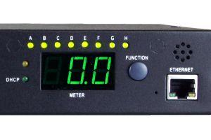 遠程控制智能機架電源分配器