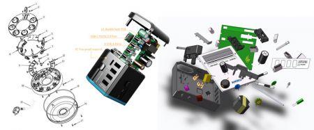 運用專業工程技術提供客戶創新獨具的產品