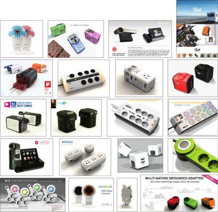 欧格研发部门拥有一群具有独特创意的新锐设计师