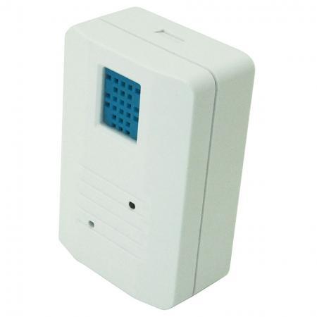 Temperature for fire alarm.