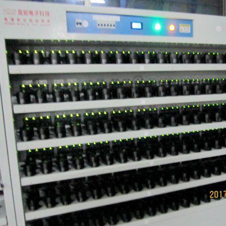 針對有USB功能的產品,會100% 燒機老化測試,讓產品耐用度及使用壽命,讓產品更可靠。