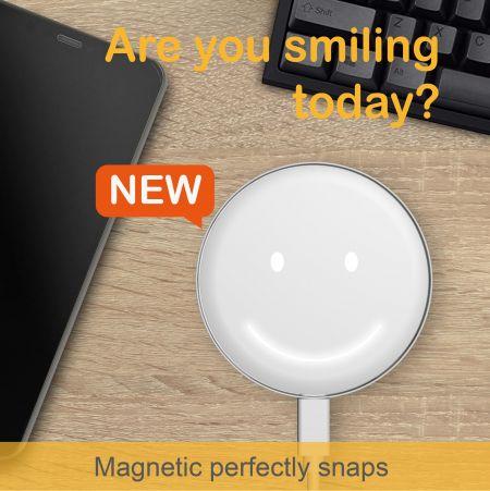 Smiley Wireless-Ladegerät