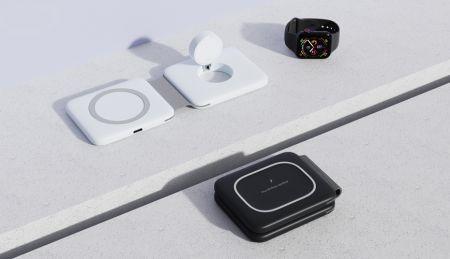 Fast Wireless Charging 15W Max