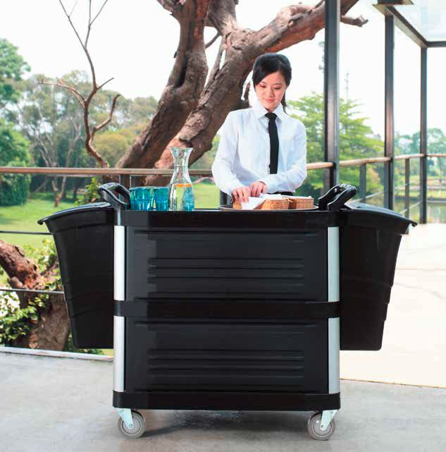 FoodService Cart - FoodService Cart