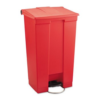 Step-On Garbage Cans - Step-On Garbage Cans