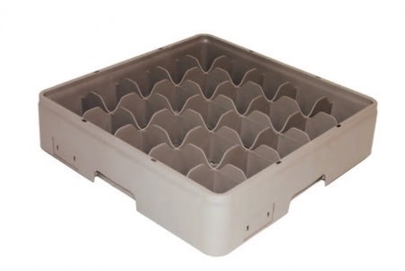 TB-25 Glass Rack (25 Compartment) - TB-25 Glass Rack (25 Compartment)