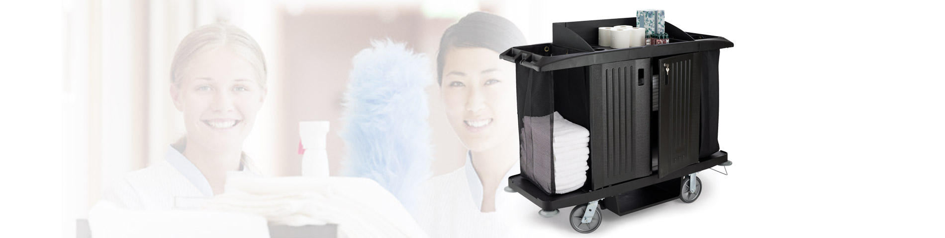 Housekeeping Cart RB-6189