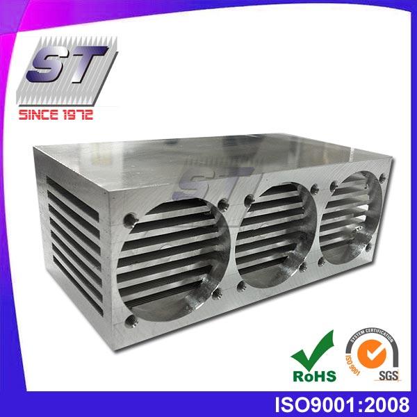 壓合式鋁製散熱片-特殊需求