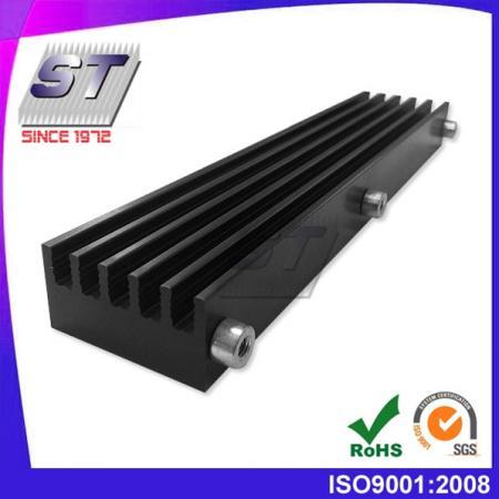 Koellichaam voor elektrische apparatuur 34,0 mm × 13,0 mm
