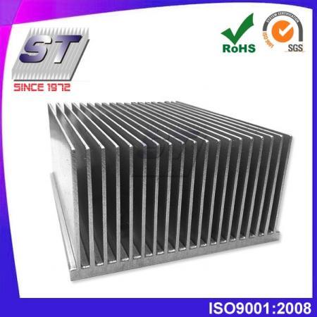 Disipador de calor para la industria verde 76,0 mm × 40,0 mm
