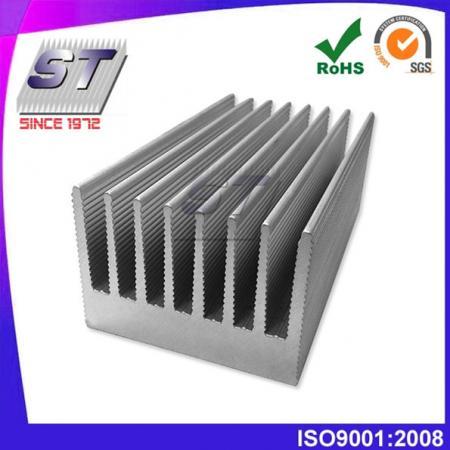 Koellichaam voor elektriciteitsindustrie 56.5 mm × 40,0 mm