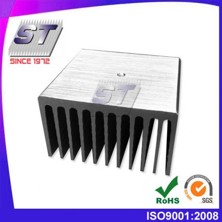Disipador de calor para la industria de la energía eólica 58,0 mm × 30,5 mm