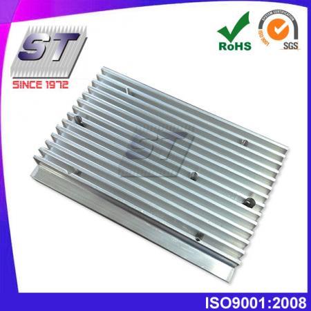 Disipador de calor para óptica industrial 24,2 mm × 9,0 mm