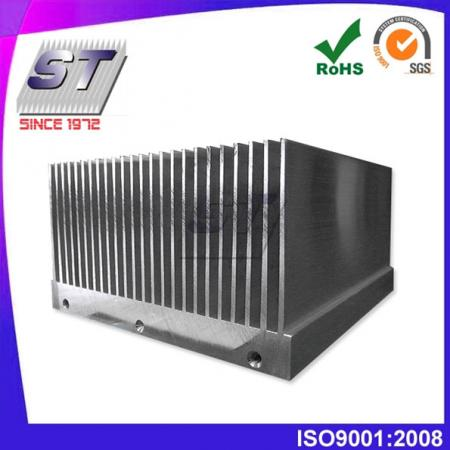 W115.25mm × H63.5mm 鋁擠壓散熱片