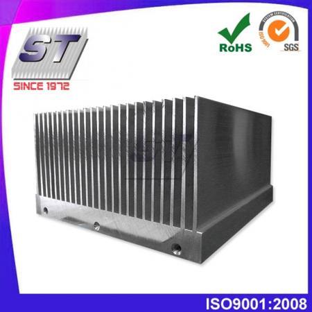 Dissipador de calor para aeroespacial 115,25 mm × 63,5 mm