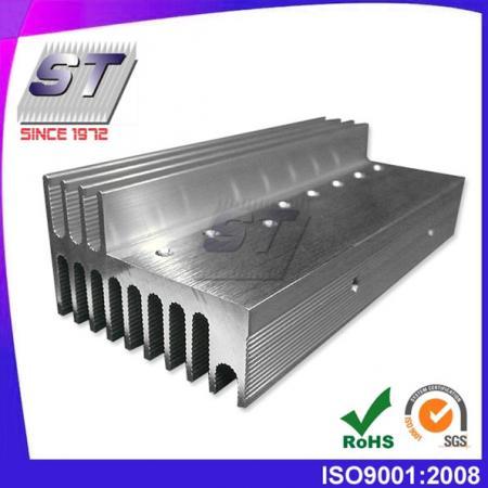 Disipador de calor para la industria de telecomunicaciones y comunicación de datos 52,5 mm × 32,4 mm