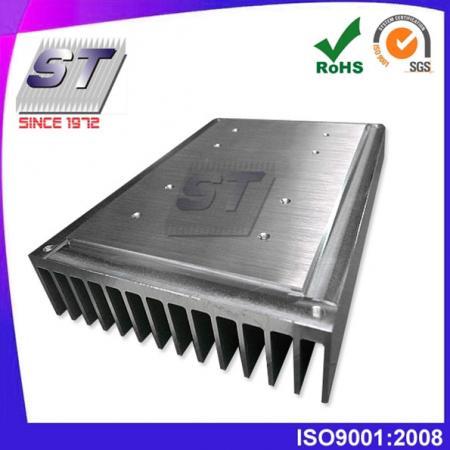 Dissipador de calor para indústria automotiva 105,0 mm × 33,0 mm