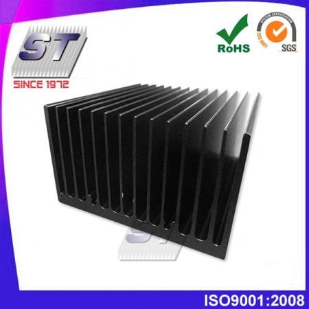 Koellichaam voor industrieel regelsysteem 73,6 mm × 44,6 mm