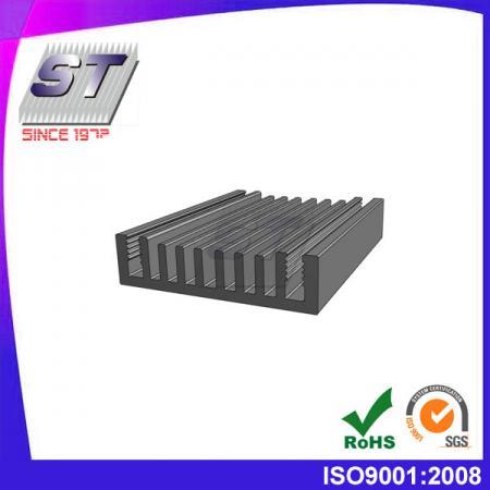 Disipador de calor para dispositivo de iluminación 40,0 mm × 10,0 mm