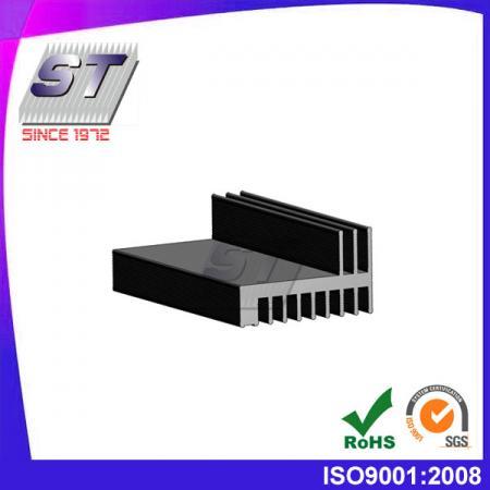 Disipador de calor para la industria de paneles 47,0 mm × 27 mm