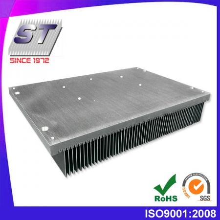 Heat sink for escalator industry 146.0mm×50.0mm