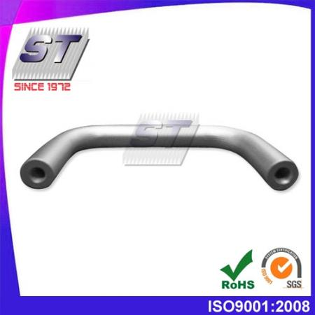 aluminum handles for food industry