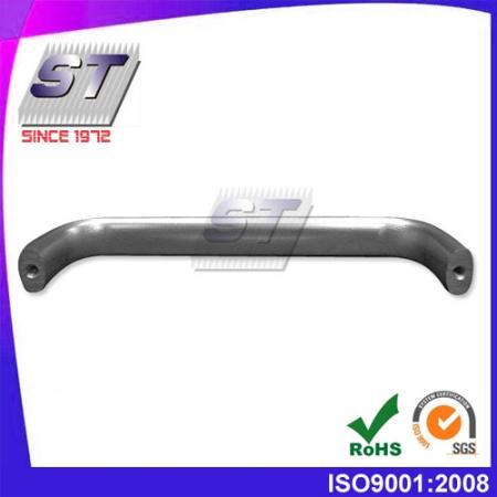 mangos de aluminio para industrias de instrumentación